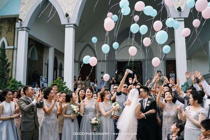 Maria & Michael by Bali Wedding Paradise - 024