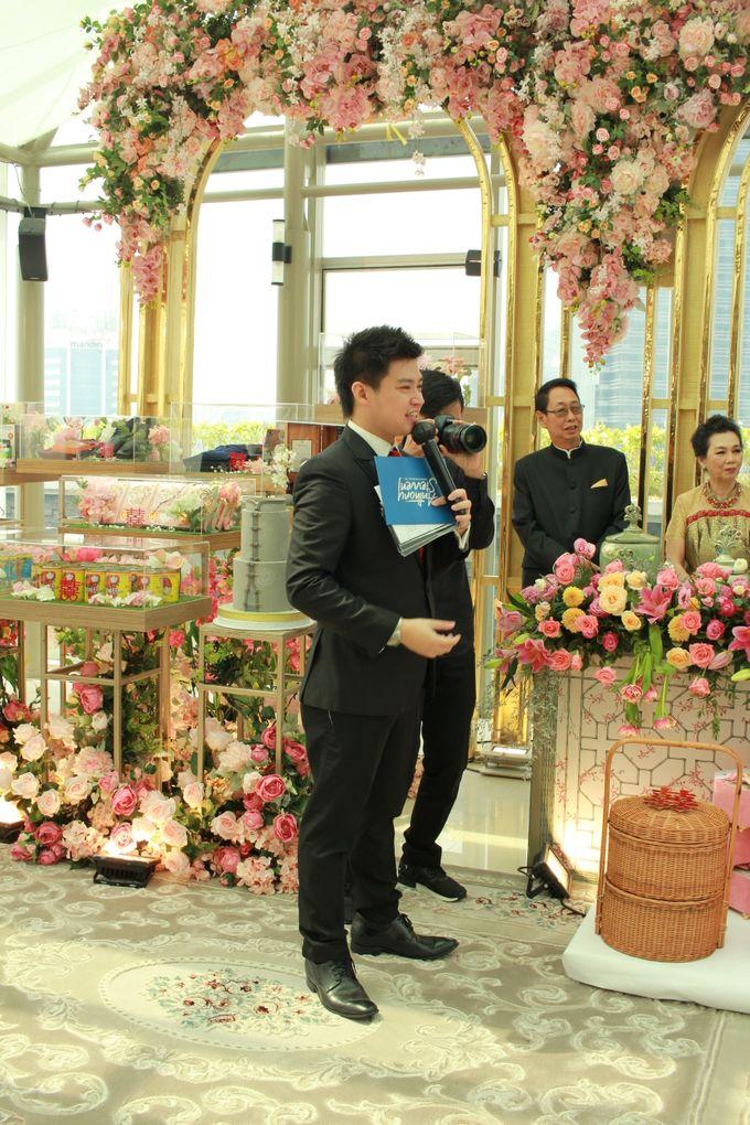 MC Sangjit & MC EngagementnThe Glass Terrace Grand Hyatt Jakarta  By Double V Entertainment by Anthony Stevven - 002