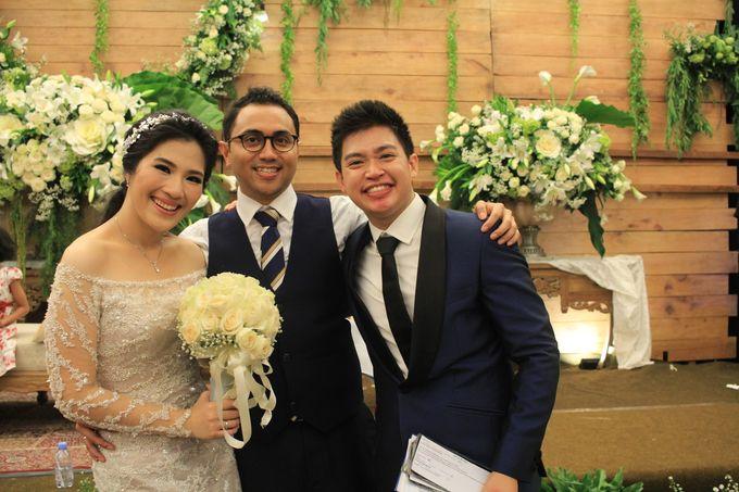 MC Wedding Financial Club Jakarta - Anthony Stevven by Financial Club Jakarta - 008