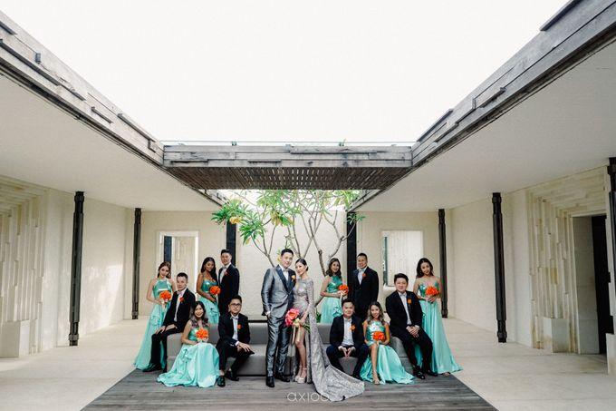 The Wedding  of Farah and Andrew by Alila Villas Uluwatu - 001