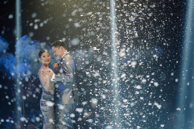 The Wedding  of Farah and Andrew by Alila Villas Uluwatu - 026
