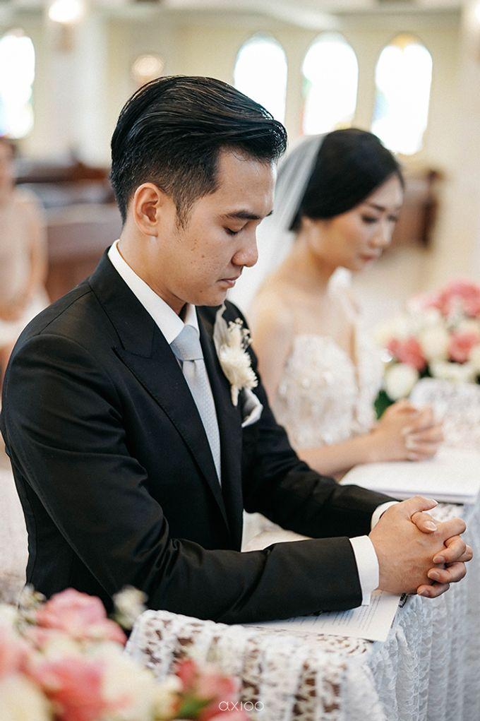 Federick & Winny by Twogather Wedding Planner - 015