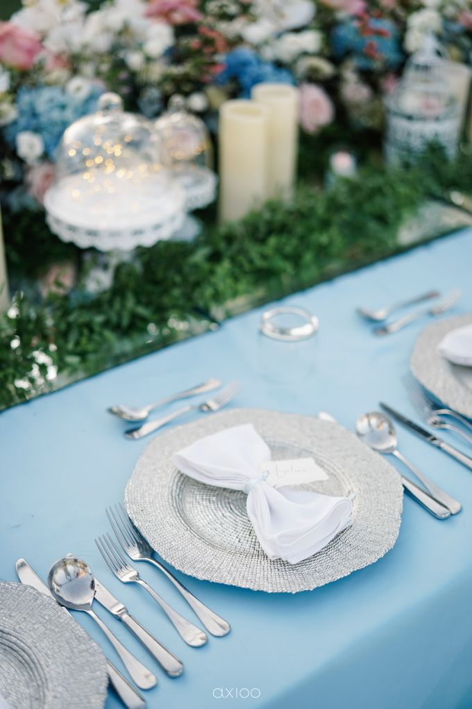 A night full of stars for Kendrick & Angelina by Vilia Wedding Planner - 012