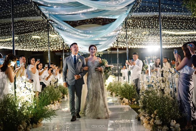 A night full of stars for Kendrick & Angelina by Vilia Wedding Planner - 015