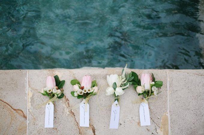 Ryan & Melyana by Bali Wedding Paradise - 008