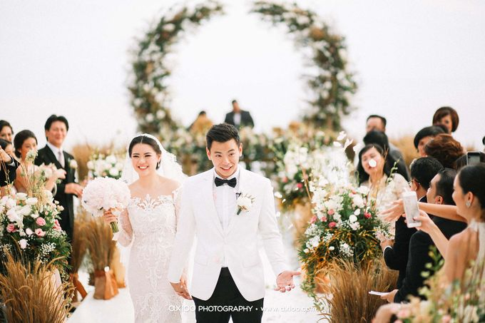 Alila Villas Uluwatu - Wedding of Samuel and Nathania by Yeanne and Team - 001