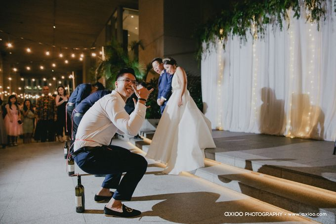 Andrie & Shella by One Heart Wedding - 003