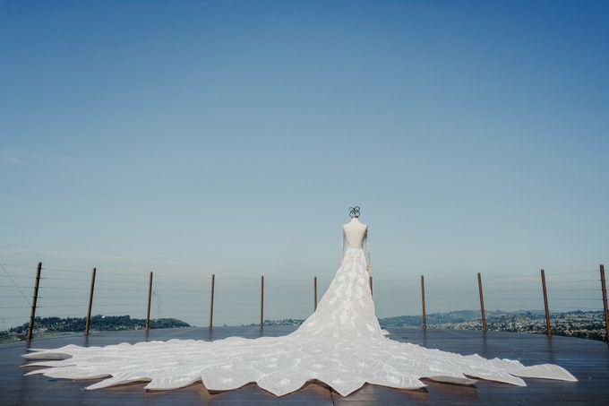 Joseph & Nadine Wedding by Hilda by Bridestory - 002