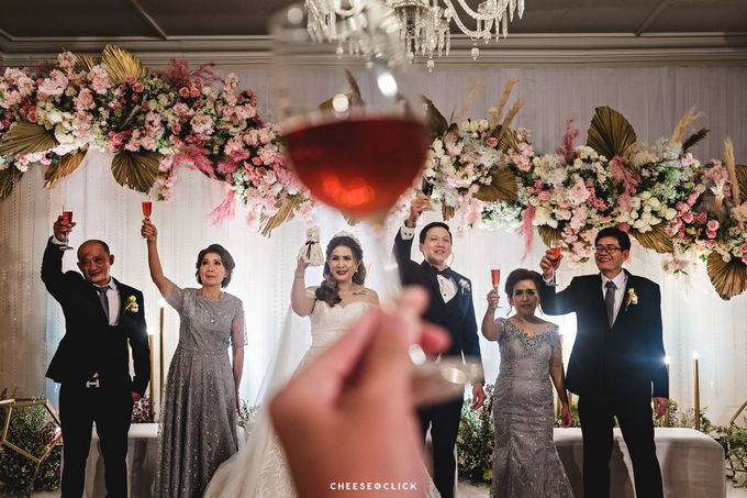 THE WEDDING OF FREY & RICCA by The Wedding Boutique - 003