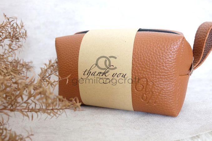 Boxy Kulit Jeruk packaging roll paper for Vena & Hagai by Gemilang Craft - 002