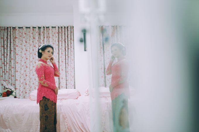 Yayas & Nosa Wedding by Adhyakti Wedding Planner & Organizer - 001