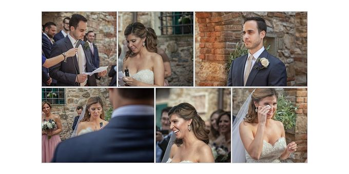 An intimate wedding in Tuscany by C&G Wedding and Event Designer - 002