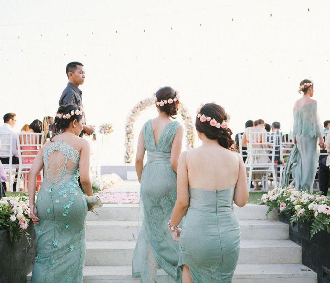 Intan Ayu & Olaf Wedding by Ray Aloysius Photography - 022