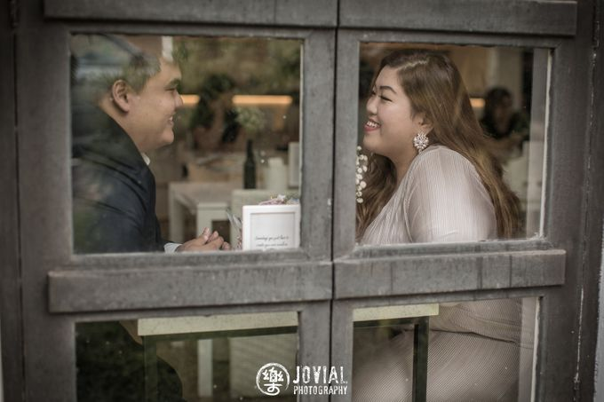Wedding Actual Day & Pre Wedding by Jovial Photography - 007