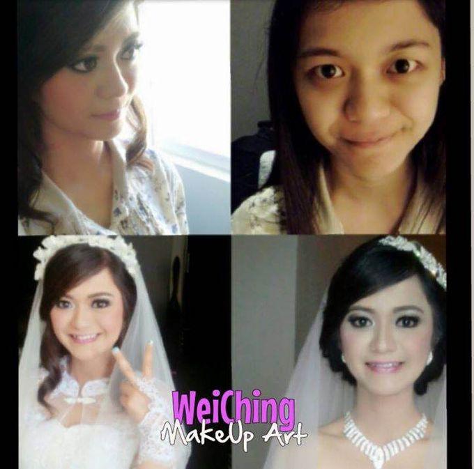 Weiching Bridal by Weiching Bridal Make Up - 016