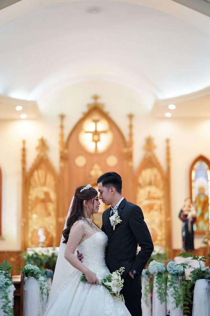 Wedding Of Agnes & Krisna by Ohana Enterprise - 001
