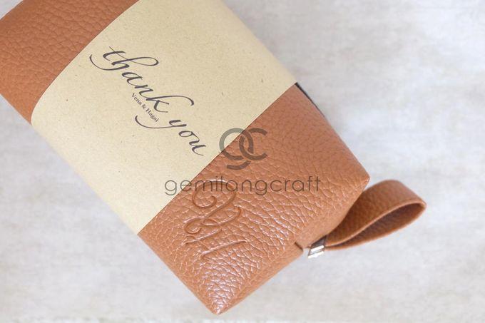 Boxy Kulit Jeruk packaging roll paper for Vena & Hagai by Gemilang Craft - 004
