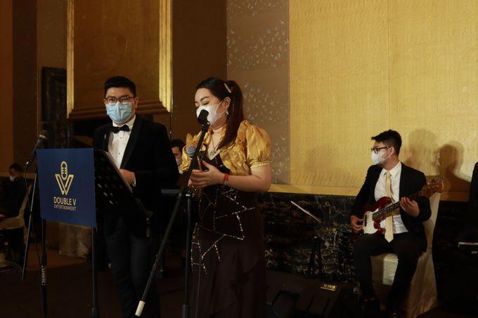 Entertainment Sangjit Hotel Mulia Jakarta by Double V Entertainment by Albert Yanuar - 018