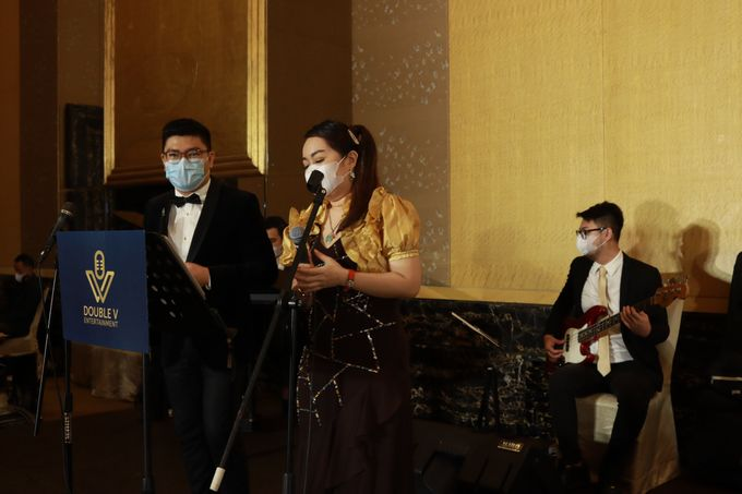 Entertainment Sangjit Hotel Mulia Jakarta by Double V Entertainment by Double V Entertainment - 018