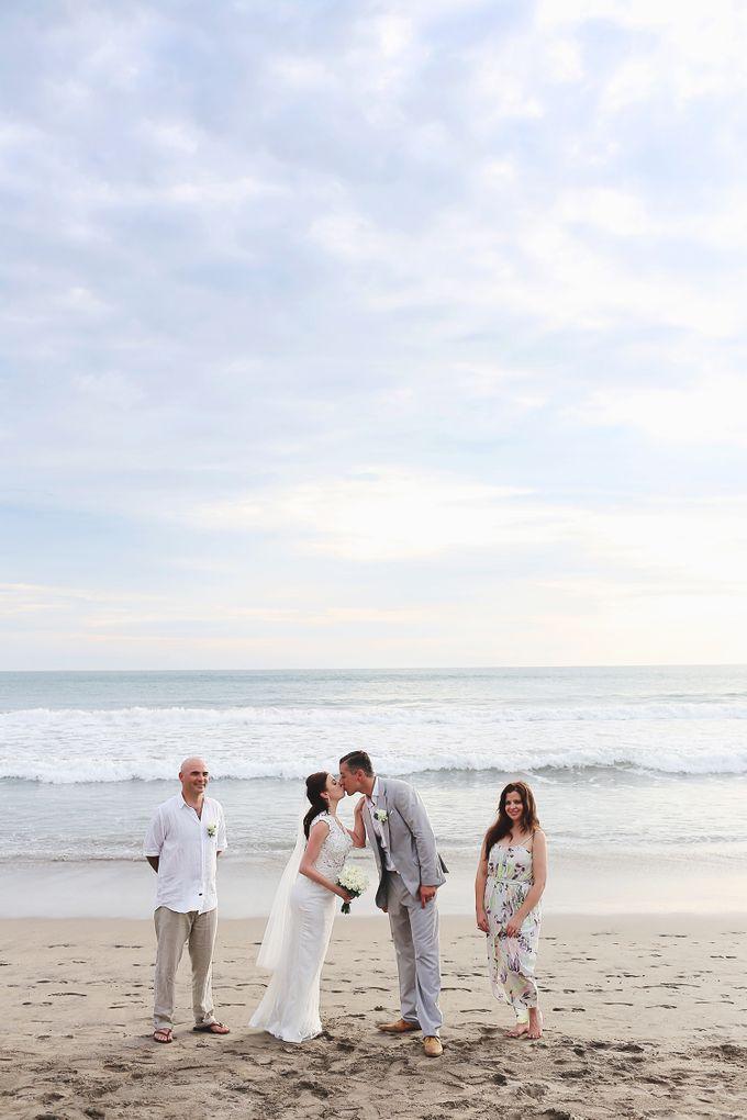 Beach Wedding by W Bali - Seminyak - 026