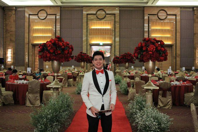Engagement Hotel Pullman Central Park Jakarta - MC Anthony Stevven by Casablanca Design - 007