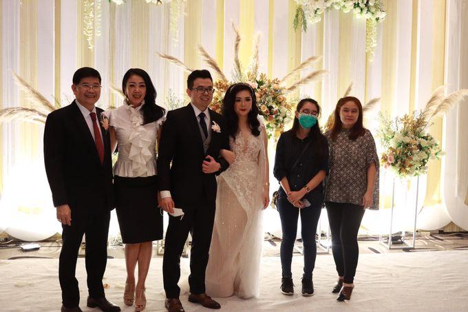 MC Wedding Intimate Double Tree Jakarta by Anthony Stevven by Anthony Stevven - 003