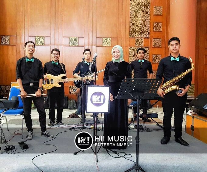 Wedding Reception Events (The Band) by Hi! Music Entertainment - 016