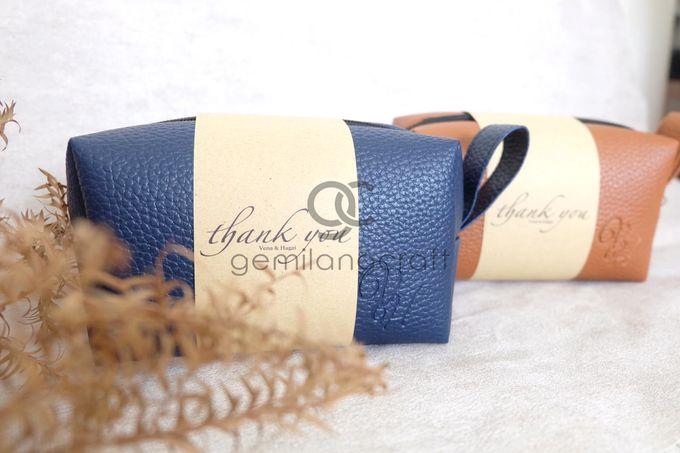 Boxy Kulit Jeruk packaging roll paper for Vena & Hagai by Gemilang Craft - 003