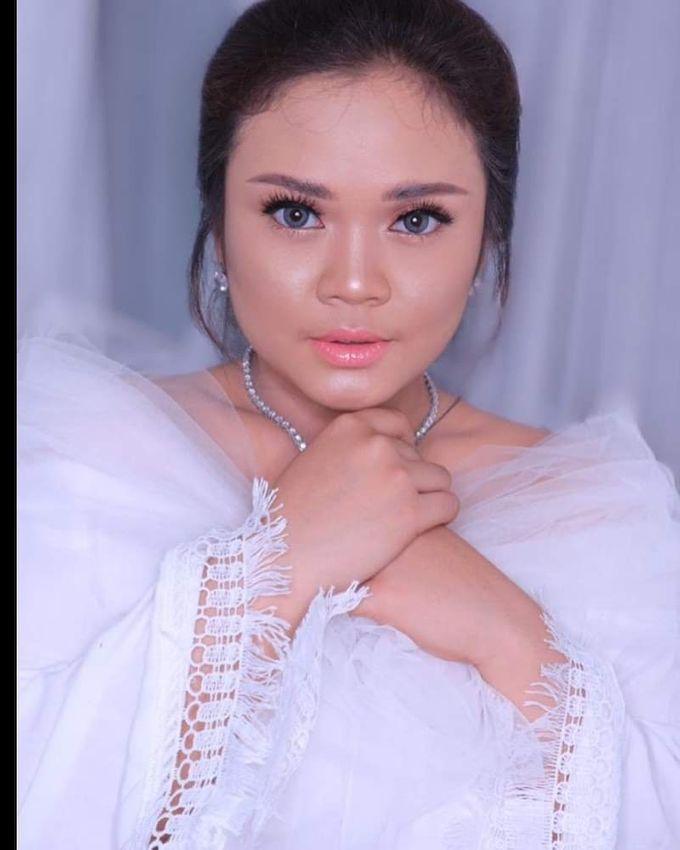 International Bride Make Up .  Ms. debora by Pangestwury MakeOver - 004