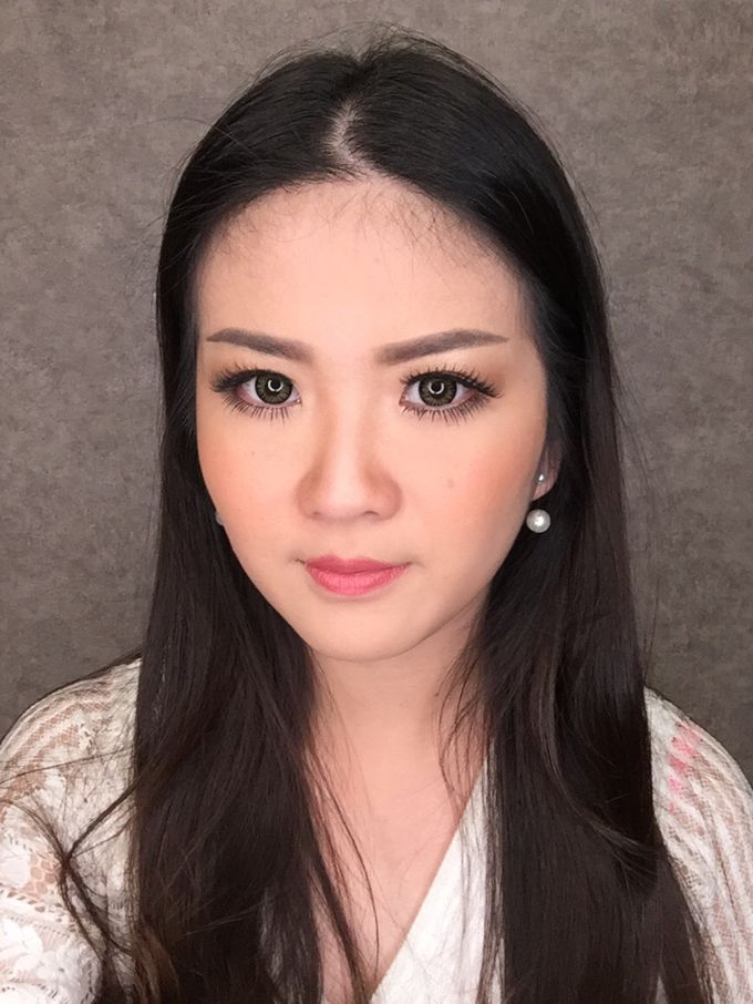 Make up artist by Vanie yahya MUA - 004