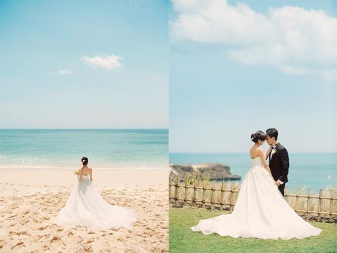 When Glamour Meets Nature at Sky Garden, Ayana Bali by Flying Bride - 011