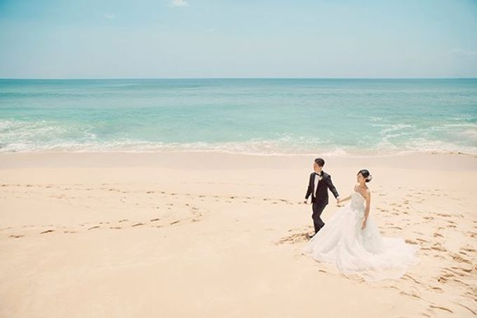 When Glamour Meets Nature at Sky Garden, Ayana Bali by Flying Bride - 012