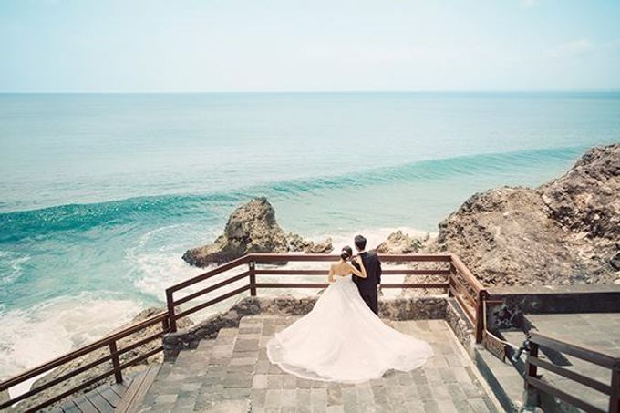 When Glamour Meets Nature at Sky Garden, Ayana Bali by Flying Bride - 013