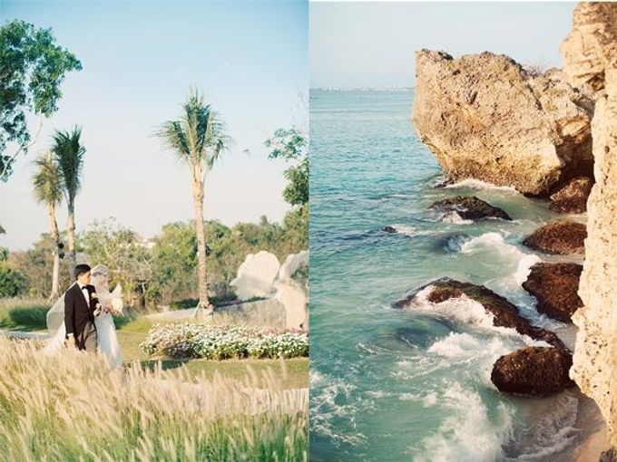When Glamour Meets Nature at Sky Garden, Ayana Bali by Flying Bride - 014