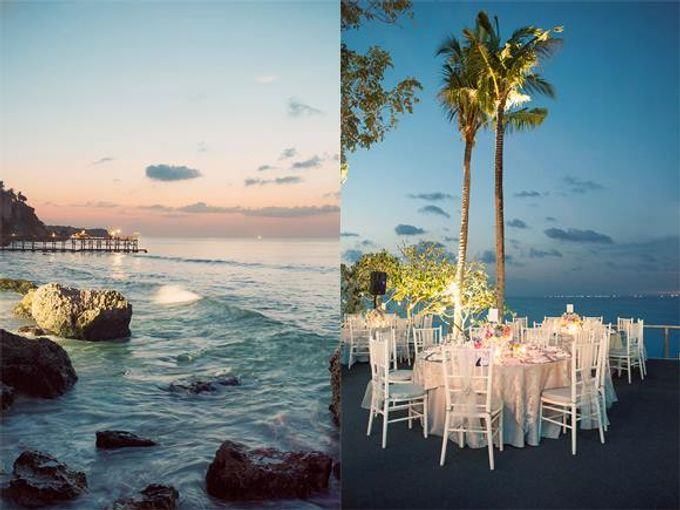 When Glamour Meets Nature at Sky Garden, Ayana Bali by Flying Bride - 023