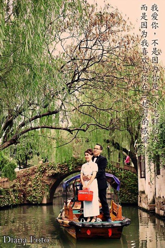 Prewedding Edwin & Venna by Diana Photo - 001