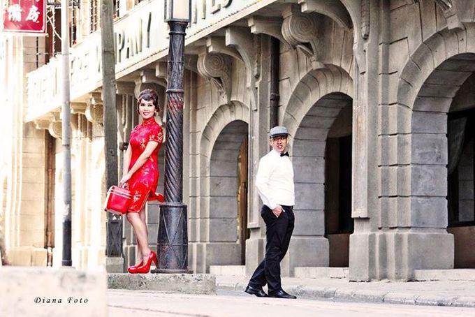 Prewedding Edwin & Venna by Diana Photo - 002