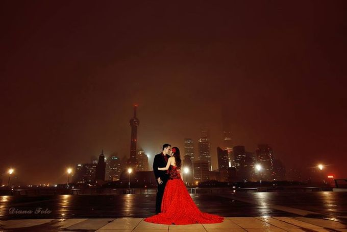 Prewedding Edwin & Venna by Diana Photo - 005