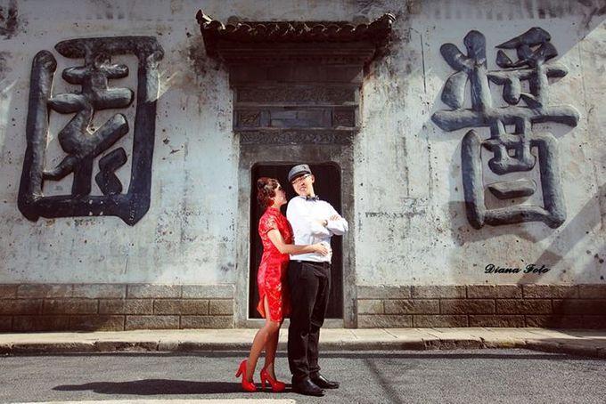 Prewedding Edwin & Venna by Diana Photo - 011