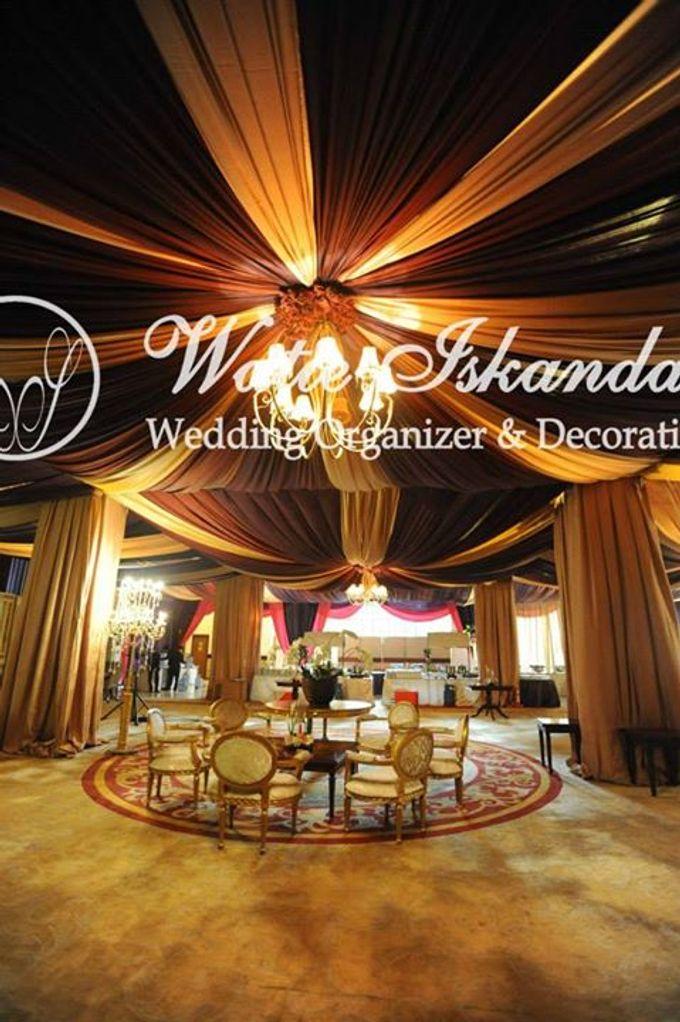 Adat Gorontalo by Watie Iskandar Wedding Decoration & Organizer - 004