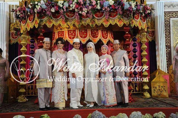 Adat Gorontalo by Watie Iskandar Wedding Decoration & Organizer - 006