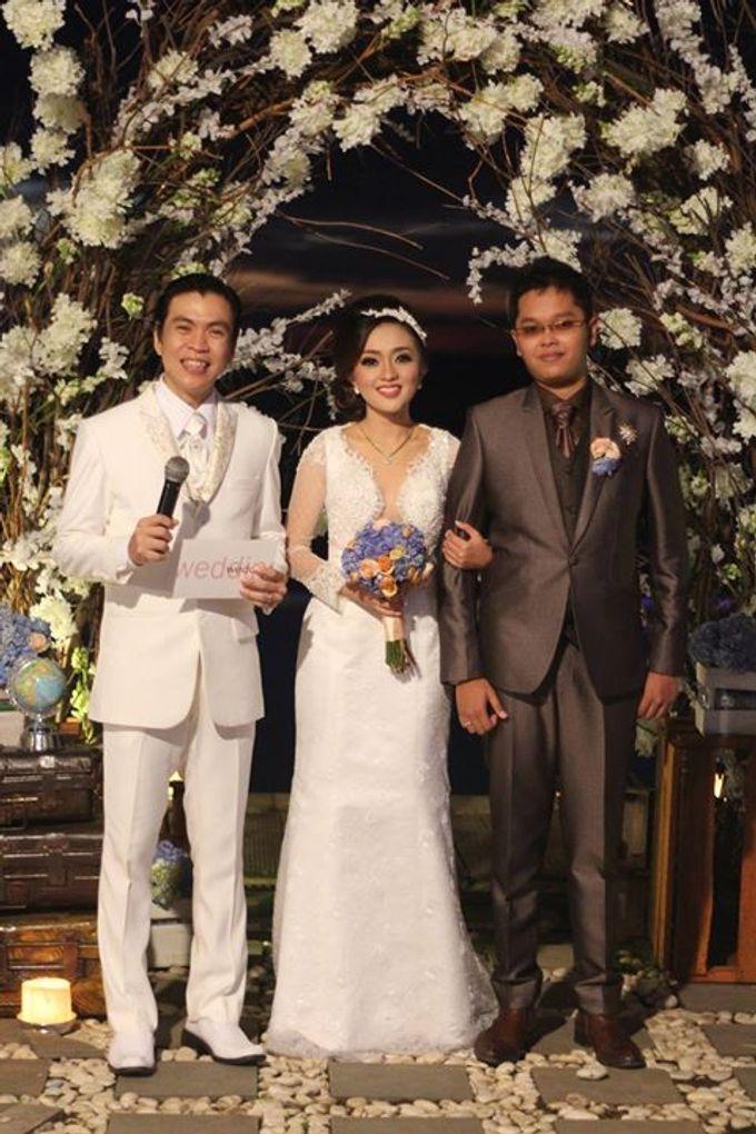 "MC Wedding "" Bayu & Diana "" @ Klapa 14 Feb 15 by MC YULIUS SETIAWAN - 001"
