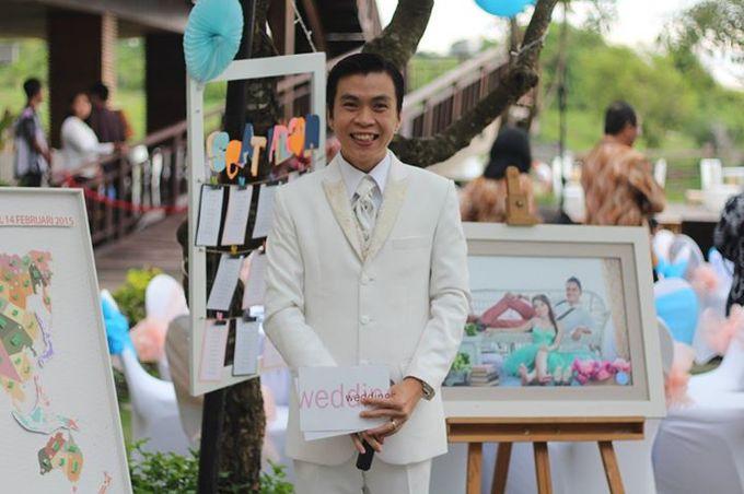 "MC Wedding "" Bayu & Diana "" @ Klapa 14 Feb 15 by MC YULIUS SETIAWAN - 002"