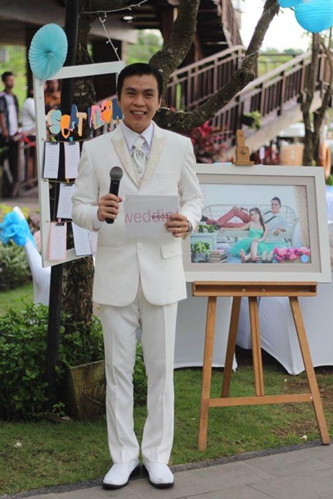 "MC Wedding "" Bayu & Diana "" @ Klapa 14 Feb 15 by MC YULIUS SETIAWAN - 006"