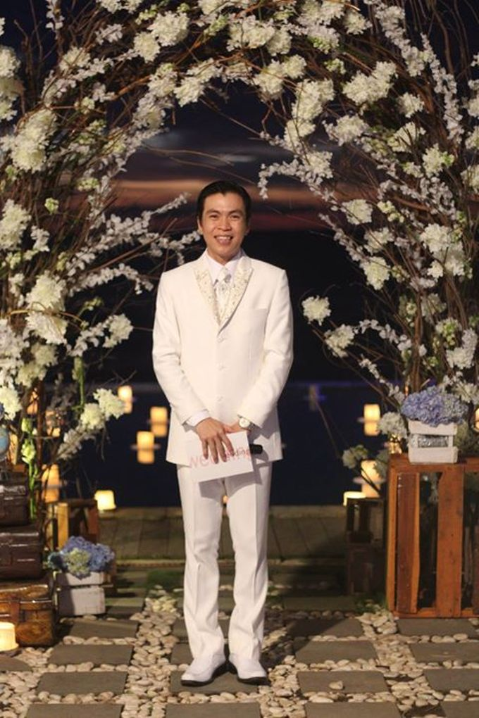 "MC Wedding "" Bayu & Diana "" @ Klapa 14 Feb 15 by MC YULIUS SETIAWAN - 020"