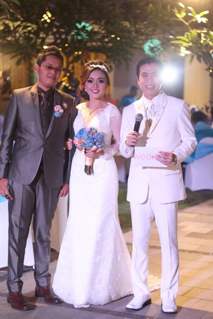 "MC Wedding "" Bayu & Diana "" @ Klapa 14 Feb 15 by MC YULIUS SETIAWAN - 022"