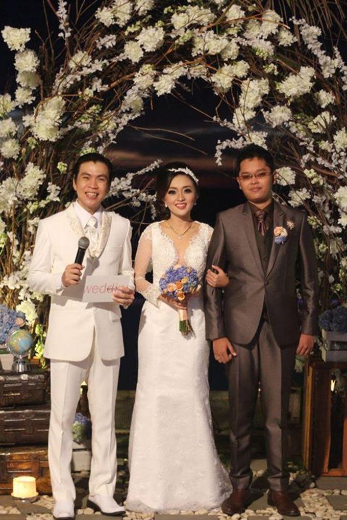 "MC Wedding "" Bayu & Diana "" @ Klapa 14 Feb 15 by MC YULIUS SETIAWAN - 030"