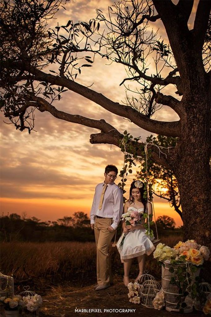 AGUS + IVANA Prewedding by Sandy by Marble Pixel - 002