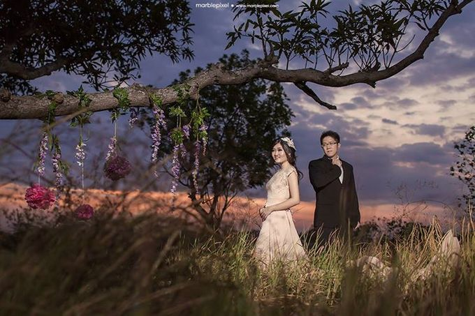 AGUS + IVANA Prewedding by Sandy by Marble Pixel - 005