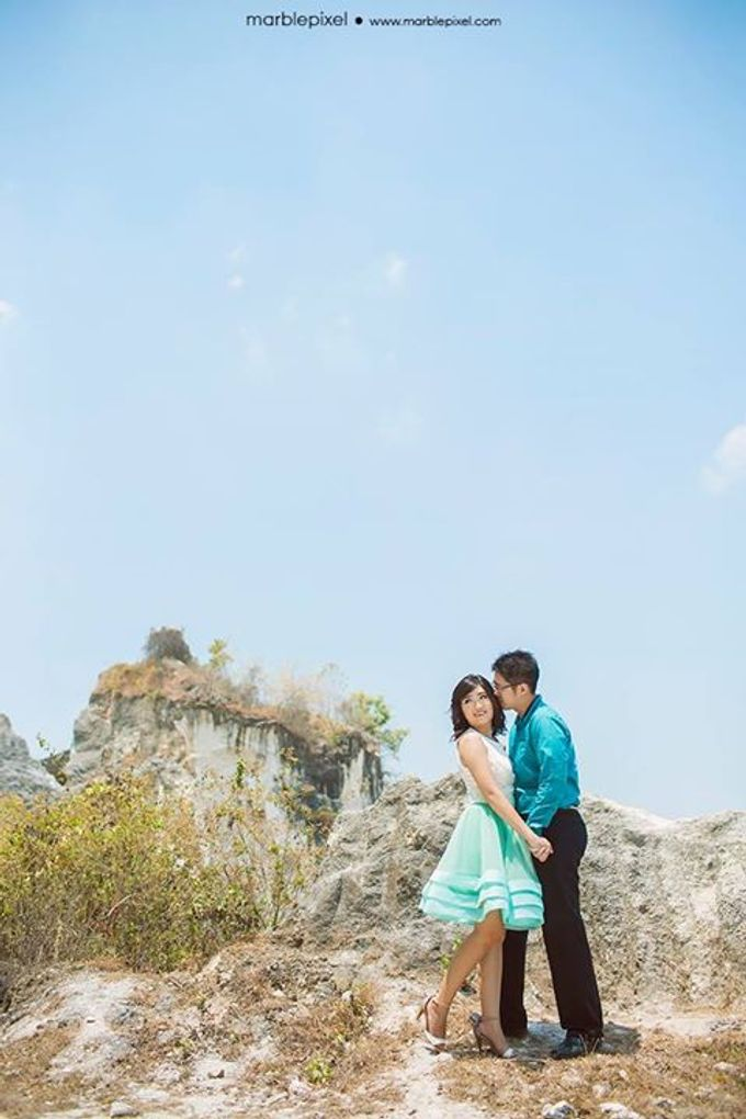 AGUS + IVANA Prewedding by Sandy by Marble Pixel - 012